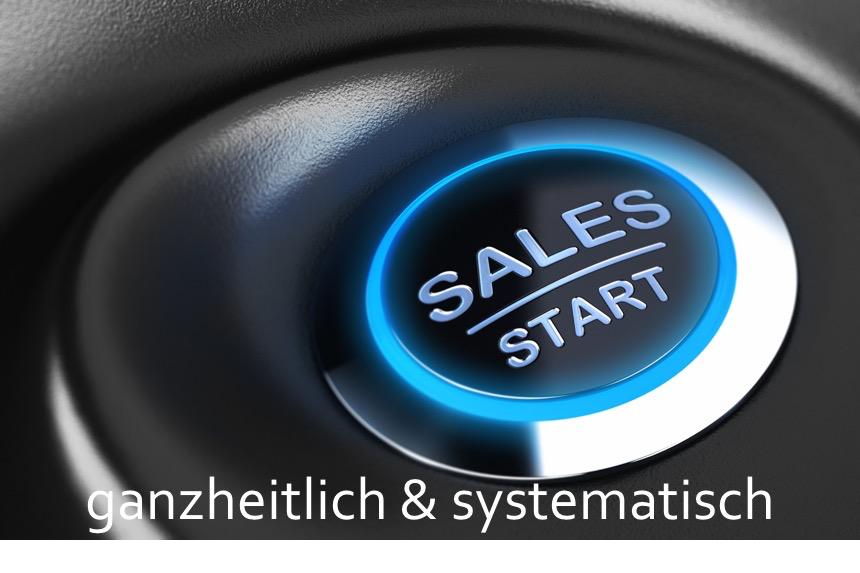 Total Sales Management