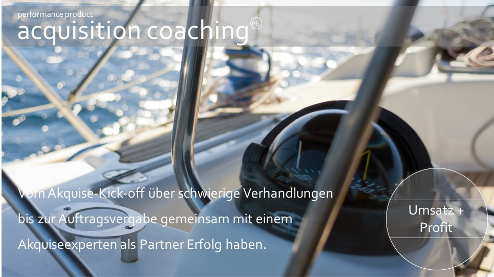 acquisition coaching