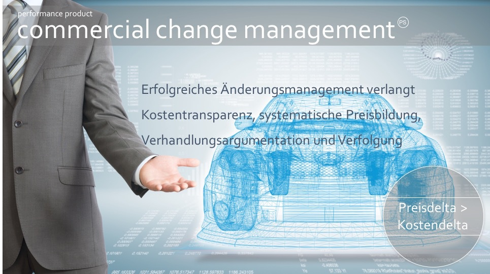 Commercial Change Management