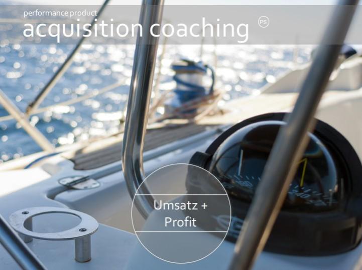 acquisition coaching